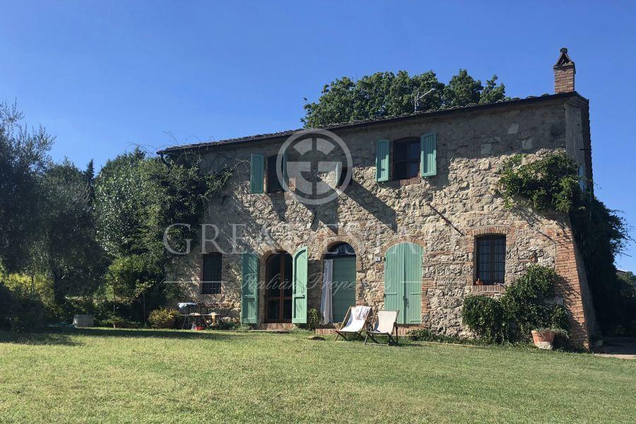 Il Podere Di Campagna Landhauser Und Bauernhofe Toskana Siena 4813